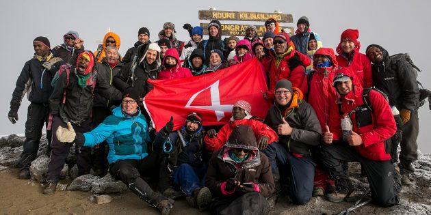 Kilimanjaro Hugo Bakker